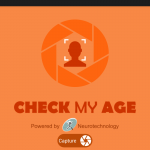 Check My Age - age estimation