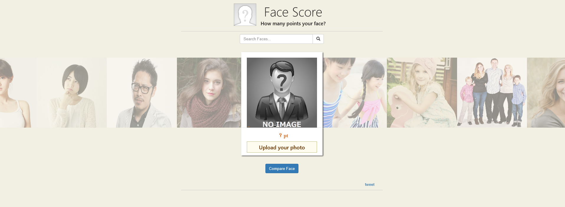 face score great website for entertainment skybiometry cloud