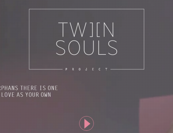 """Twin Souls"" – project, which makes the world a better place"