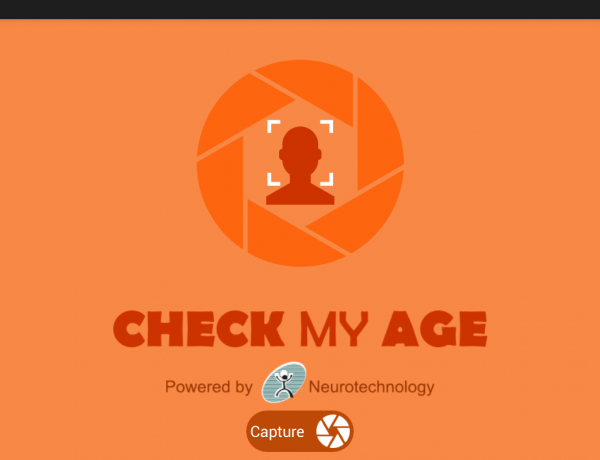 Check My Age app – great tool for age estimation
